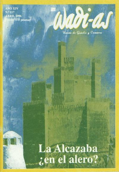 Wadi-as : informativo comarcal: Año XV Número 117 - 1996 abril 1
