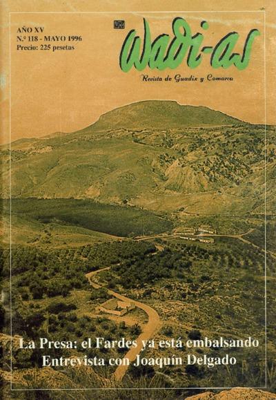 Wadi-as : informativo comarcal: Año XV Número 118 - 1996 mayo 1