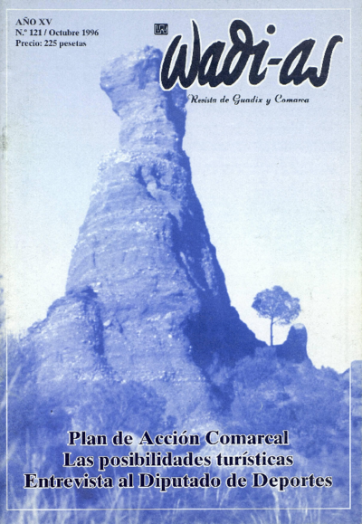 Wadi-as : informativo comarcal: Año XV Número 121 - 1996 octubre 1