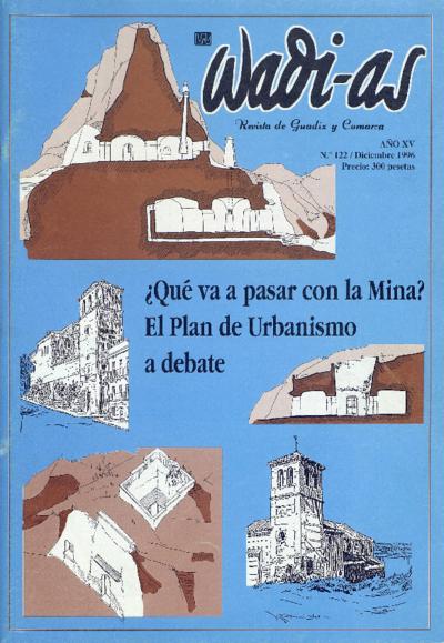 Wadi-as : informativo comarcal: Año XV Número 122 - 1996 diciembre 1