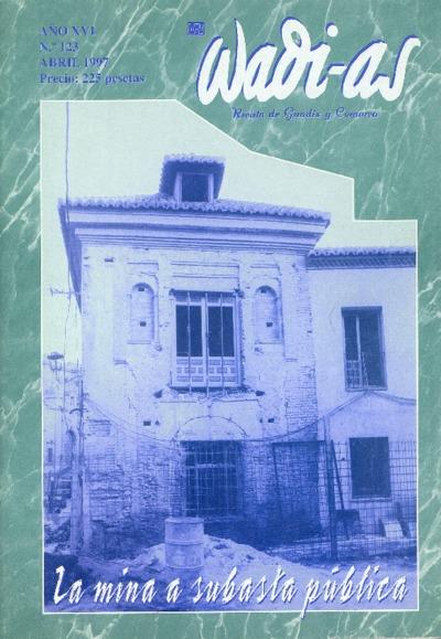 Wadi-as : informativo comarcal: Año XVI Número 123 - 1997 abril 1