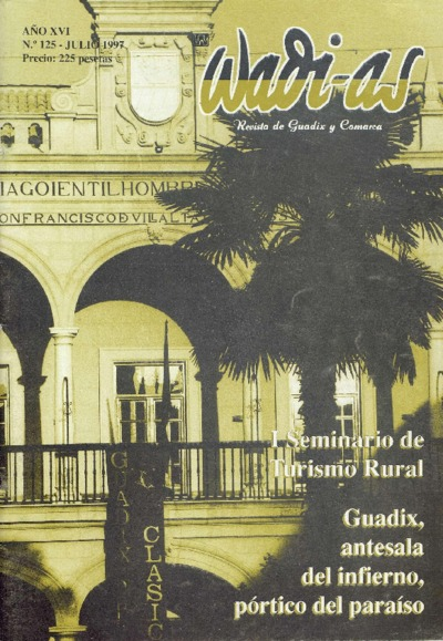Wadi-as : informativo comarcal: Año XVI Número 125 - 1997 julio 1