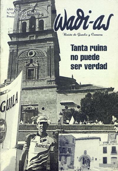 Wadi-as : informativo comarcal: Año XVI Número 127 - 1997 octubre 1