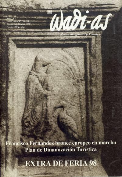 Wadi-as : informativo comarcal: Año XVII Número 133-134 - 1998 agosto 1