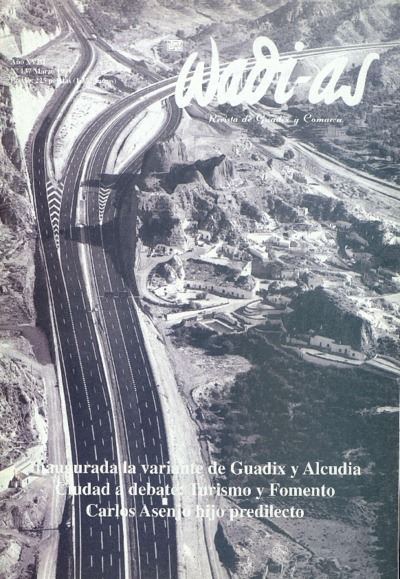 Wadi-as : informativo comarcal: Año XVIII Número 137 - 1999 marzo 1