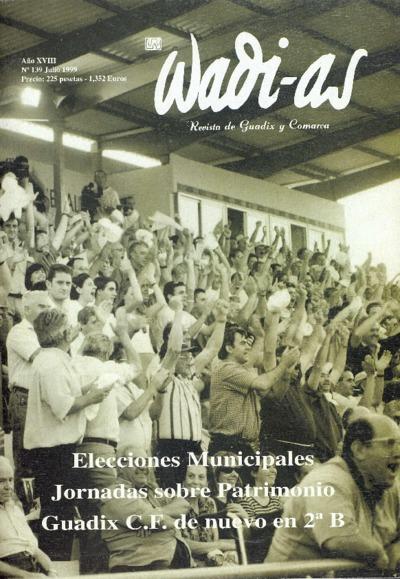 Wadi-as : informativo comarcal: Año XVIII Número 139 - 1999 julio 1