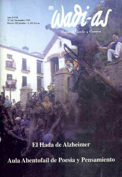 Wadi-as : informativo comarcal: Año XVIII Número 141 - 1999 noviembre 1