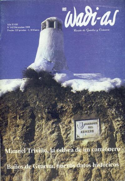 Wadi-as : informativo comarcal: Año XVIII Número 142 - 1999 diciembre 1