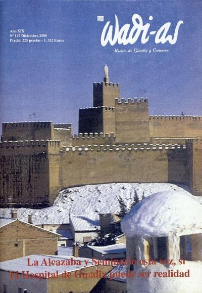 Wadi-as : informativo comarcal: Año XIX Número 147 - 2000 diciembre 1