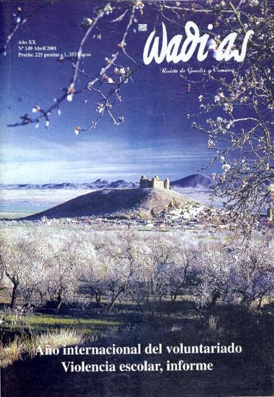 Wadi-as : informativo comarcal: Año XX Número 149 - 2001 febrero 1