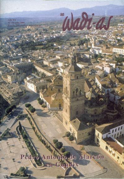 Wadi-as : informativo comarcal: Año XX Número 150 - 2001 julio 1