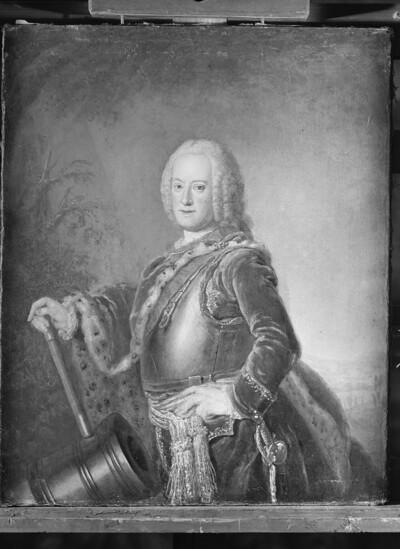 Feldmarschall Graf Schmettau