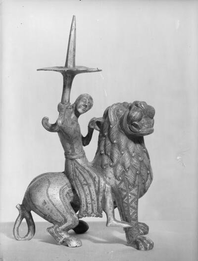 Simsonleuchter (1834 im Schalsee zwischen Lüneburg und Lübeck gefunden)