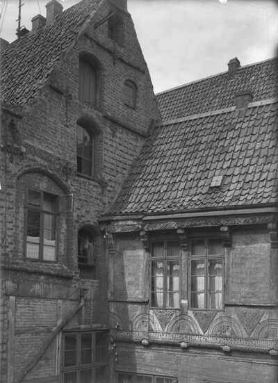 Wohnhaus, Lüneburg, Große Bäckerstraße 15