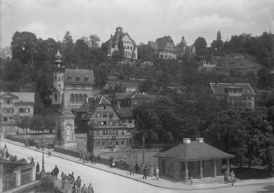 Neckarbrücke, Tübingen