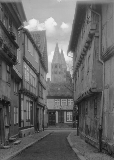 Gasse, Halberstadt