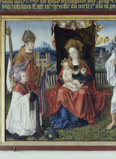 Votivbild des Johannes Tutt den Jüngeren (1512-1530)