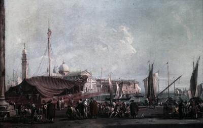 Venedig, Piazzetta