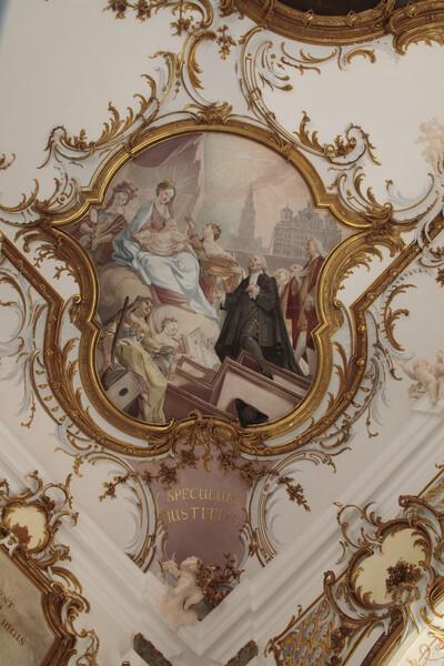 Maria als speculum iustitiae