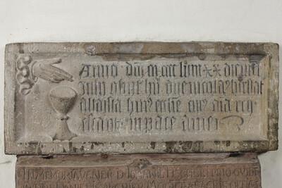 Grabstein des Nikolaus Berstadt