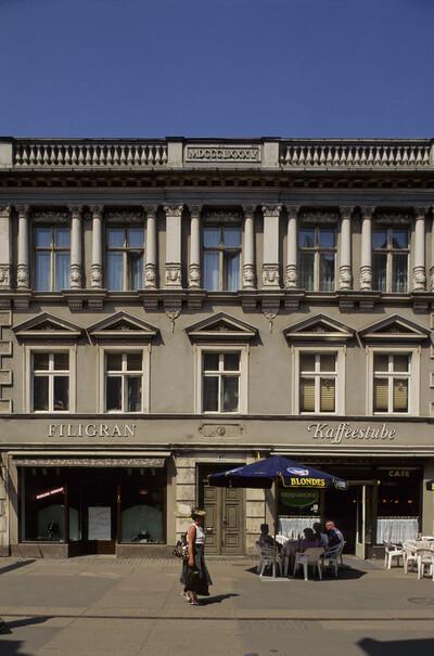Wohn- und Geschäftshaus, Potsdam