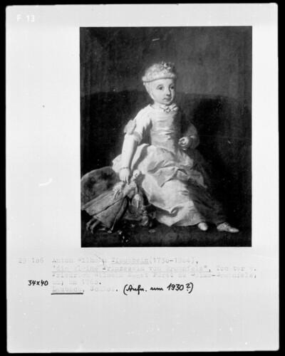 Auguste Louise Prinzessin zu Solms-Braunfels / Die kleine Prinzessin von Braunfels