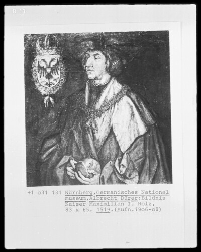 Bildnis Kaiser Maximilians I.