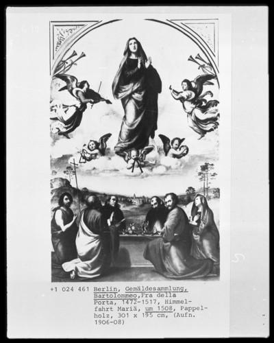 Himmelfahrt Mariae