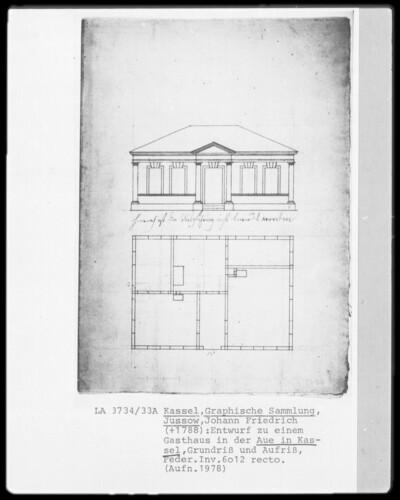 Kassel & Karlsaue & Gasthaus