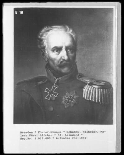 Fürst Blücher