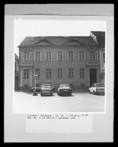Wohnhaus, Potsdam