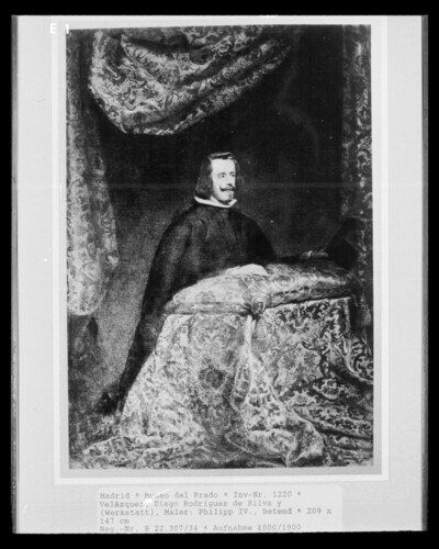 Philipp IV., betend