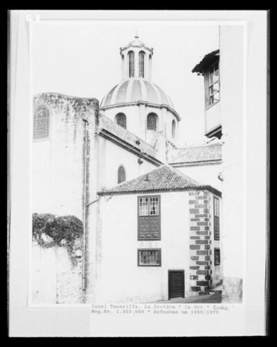 Iglesia de la Concepción, Orotava, La