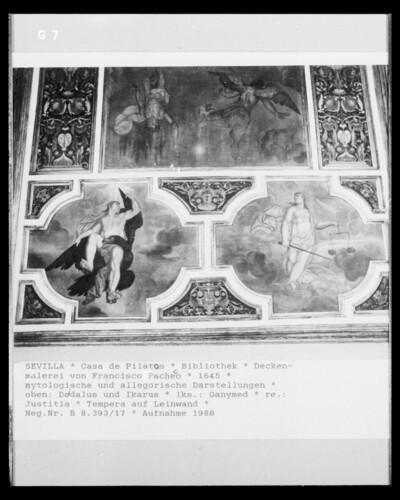Ganymed und Justitia