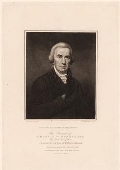 Porträt Francis Wingrave.