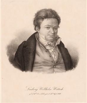 Porträt Ludwig Wilhelm Wittich (1773 - 1832).