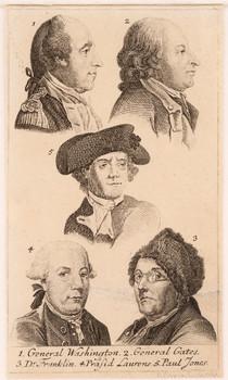 Gruppenbildnis (Amerikanischer Unabhängigkeitskrieg).