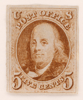 Briefmarke: Benjamin Franklin (1706 - 1790).