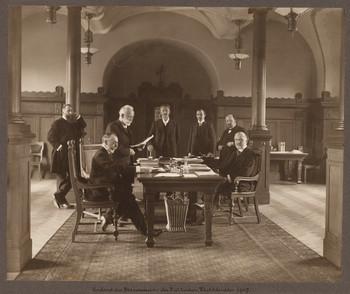 Vorstand des Börsenvereins der Deutschen Buchhändler.