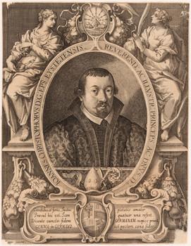 Porträt Johann Christoph <Eichstätt, Bischof> (1563-1637).