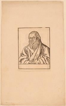 Porträt Johannes Schöner (1477 - 1547).