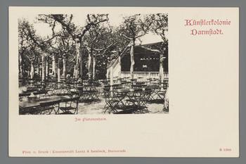 Künstlerkolonie Darmstadt: Im Platanenhain