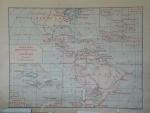 [Répartition géographique de la matière médicale, d'après Emile Perrot] : Amérique intertropicale et tempérée.