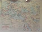 [Répartition géographique de la matière médicale, d'après Emile Perrot] : Région Méditerranéo-Aralo-Caspienne.
