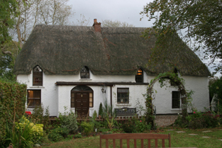 Sanctuary Cottage or The Sanctuary