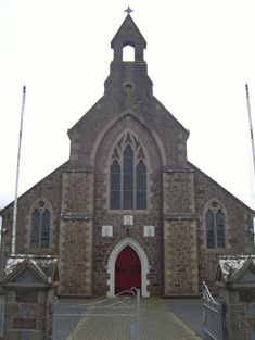All Saints' Catholic Church or Catholic Church of