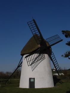 Tacumshane Windmill latterly Tacumshin Windmill