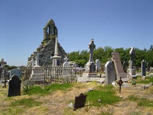 graveyard/cemetery