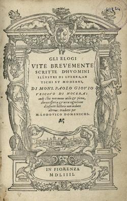 Elogia virorum bellica virtute illustrium