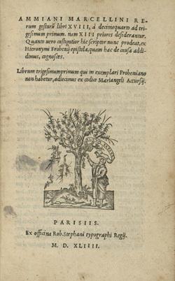 Rerum gestarum libri XVIII